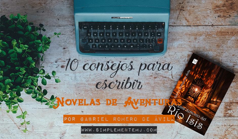 escribir novelas de aventuras