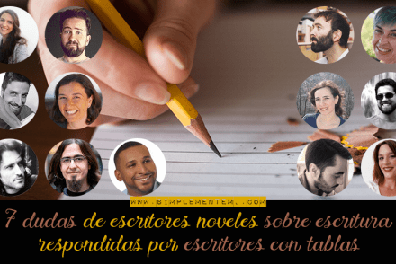 Dudas de escritores noveles sobre escritura
