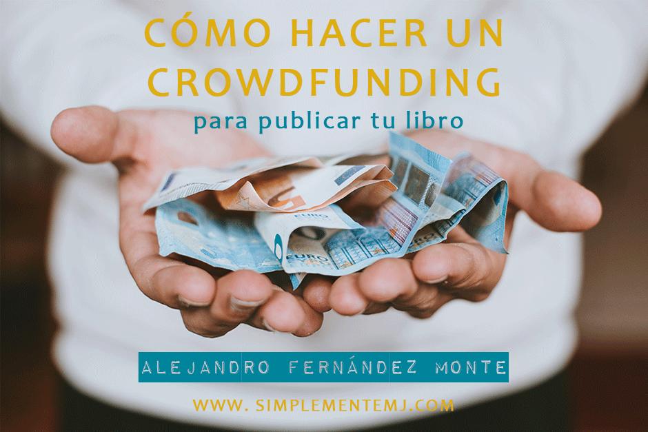 crowdfunding para publicar tu libro