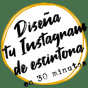 diseña-Instagram-escritora